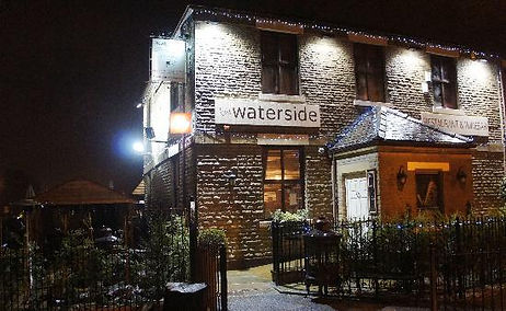 The Waterside Restaurant, Littleborough