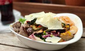 Waterside - Surf & Turf Salad