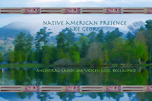 Native American Presence: Lake George