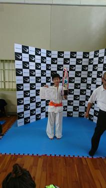 第9回全日本空手道ジュニア新人育成選手権大会