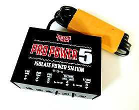 Pro Power 5 Isolated