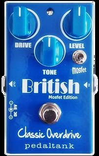 British Classic Overdrive