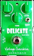 Delicate Vintage Overdrive