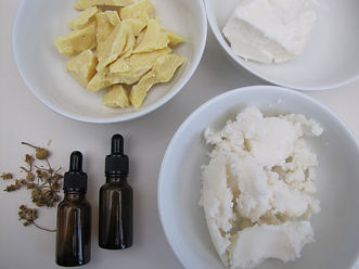 body butter workshop ingredients by hone