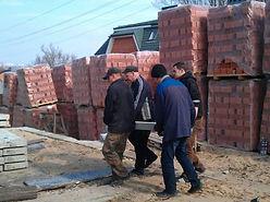 Подьем строительных материалов Краснодар