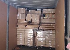 Погрузка упакованной мебели краснодар