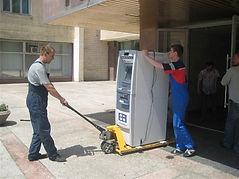 погрузка и перевозка банкоматов грузчиками краснодар