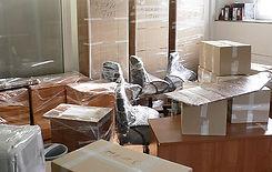 Упаковка и погрузка офисной мебели краснодар