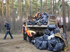 вывоз бытового мусора краснодар