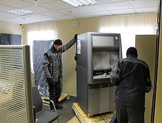 Демонтаж банкоматов краснодар