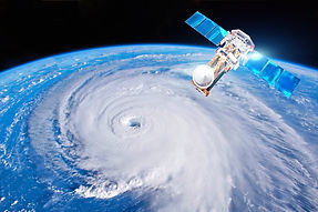 Research, probing, monitoring hurricane