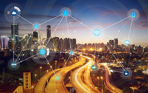 smart city and wireless communication ne