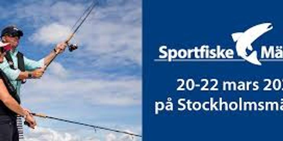 Sportfiskemässan 2020