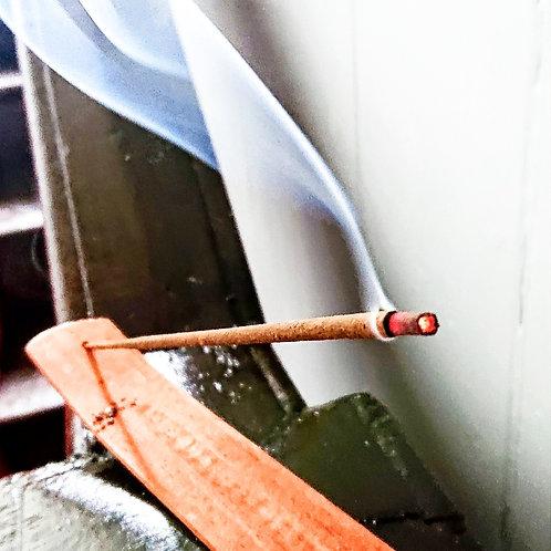 Chocolate & Raspberry Incense Sticks (10)