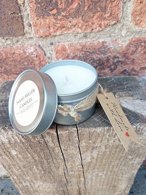 Apple & Cinnamon Tinned Candle