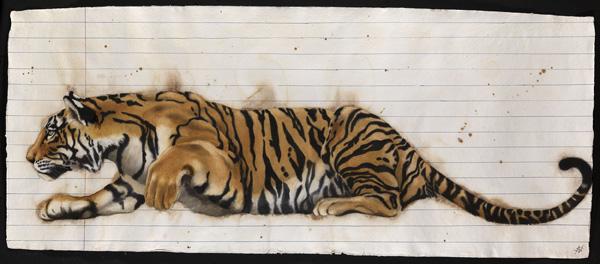 Paper Tiger VII