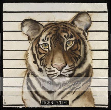 Wanted Tiger