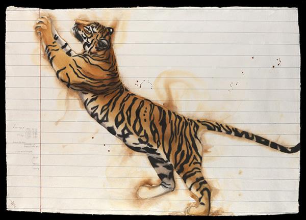 Paper Tiger X