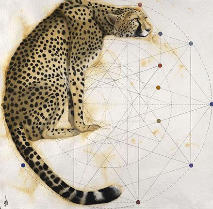 Gothic Cheetah