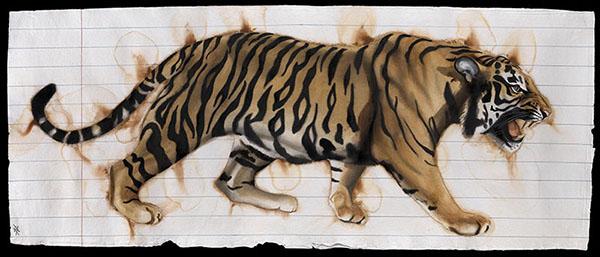 Paper Tiger XIII