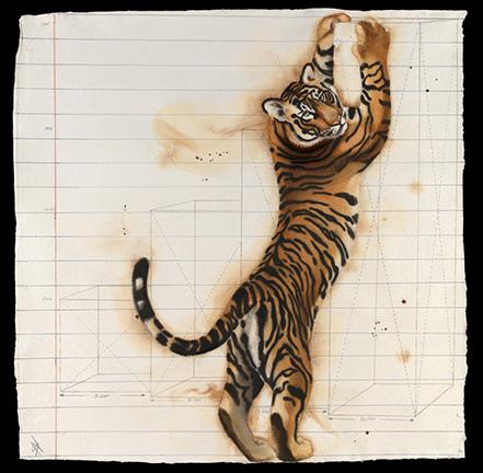 Paper Tiger XI