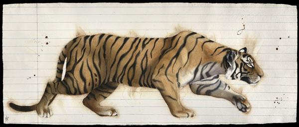 Paper Tiger III
