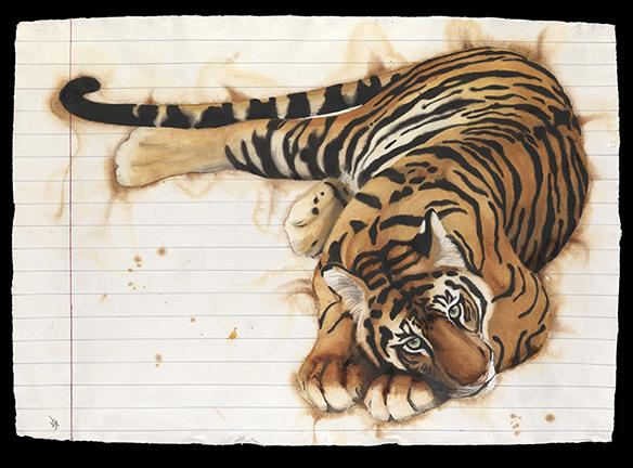 Paper Tiger IX