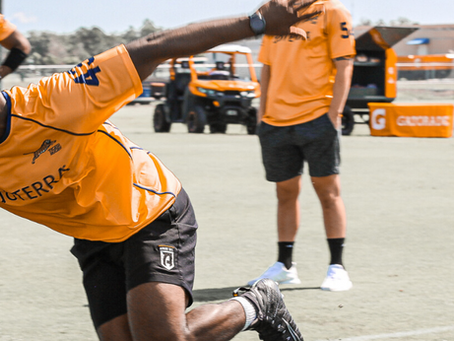 Tiger Rugby Releases August and September Combine Dates