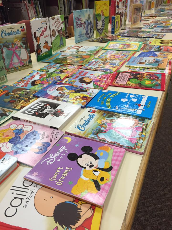 Summer Book Fair 1
