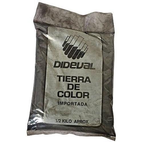 Tierra Color Negra 1/2k