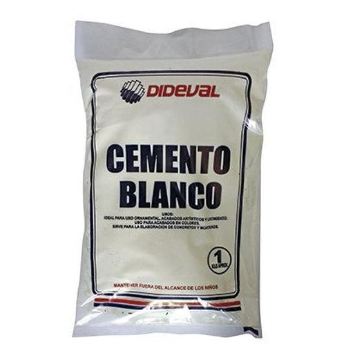 Cemento Blanco 1k
