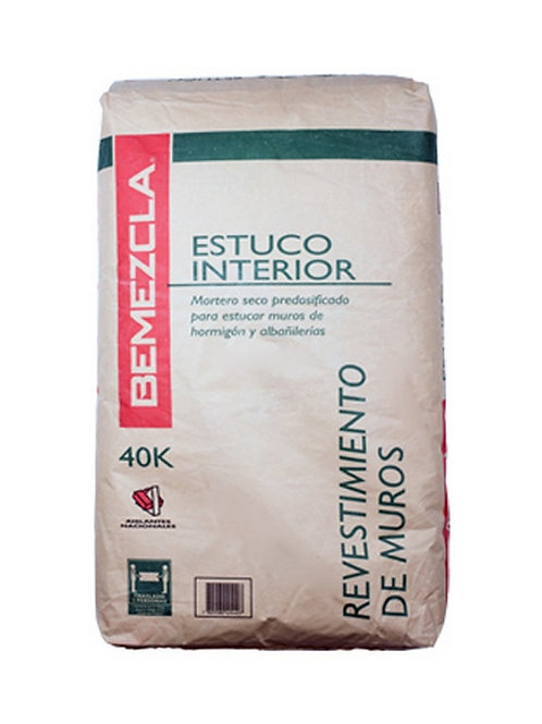 Easy Mortero estuco exterior/interior 25 kg Bemezcla