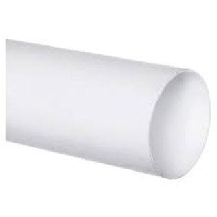 Tubo bajada Lluvia PVC 3 m blanco