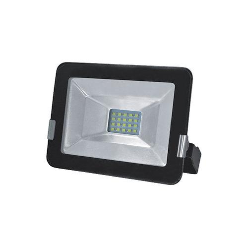 Reflector LED 10W VKB - Negro - 6500°K