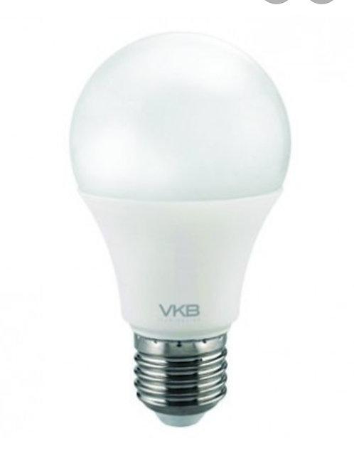 Ampolleta led 12w luz fría VKB