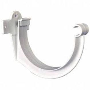 Gancho fijación canaleta Lluvia  PVC