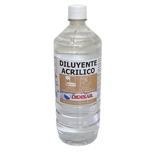 Diluyente Acrilico 1lt
