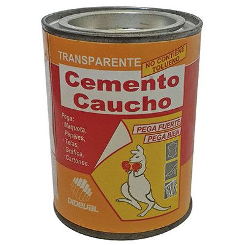 Cemento Caucho 120cc