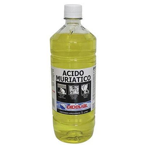 Acido Muriatico 1lt