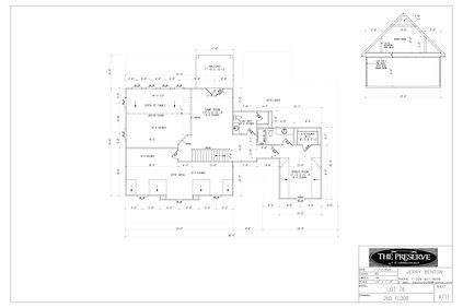 PG4 2ND FLOOR PLAN Larry Frankling Lot 7