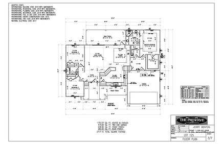PG3 FLOOR PLAN Larry Frankling Lot 125-M