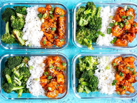 5 Things you need to know when Meal Prepping.