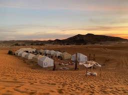 Desierto del Sahara. ©Elena Ortega (todos los derechos reservados)