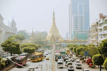 Yangón. ©Rubén Campos (todos los derechos reservados) https://www.rubencampos.es