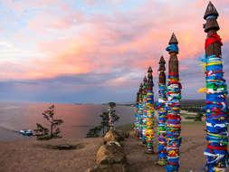 Lago Baikal. ©Elena Ortega (todos los derechos reservados)