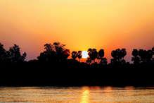 Río Yangón. ©Rubén Campos (todos los derechos reservados) https://www.rubencampos.es