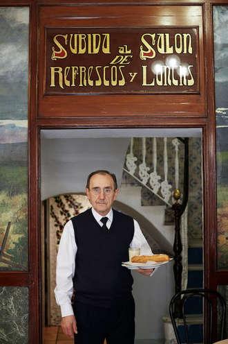 Restaurante en Valencia. ©Enno Kapitza (todos los derechos reservados) https://ennokapitza.de/en