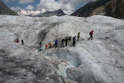 Glaciar Aletsch. ©Enno Kapitza (todos los derechos reservados) https://ennokapitza.de/en