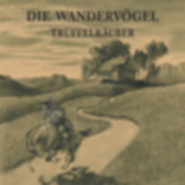 Die Wandervögel Trüffelräuber Cover