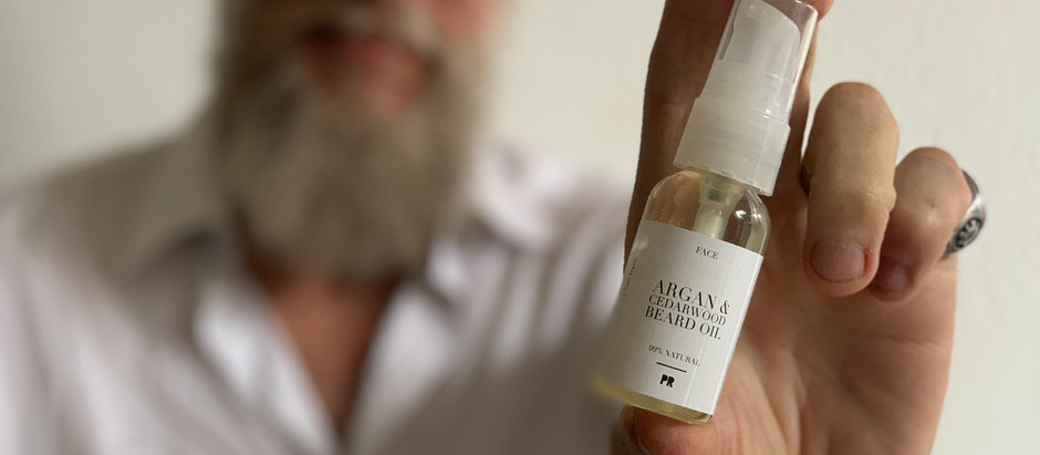 PR Natural Beard Oil Review